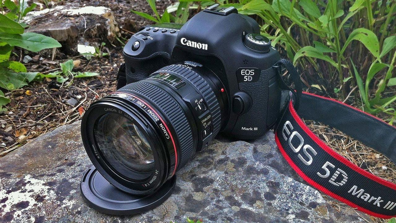 Canon EOS 5D Mark III: prezzo, caratteristiche e recensione completa