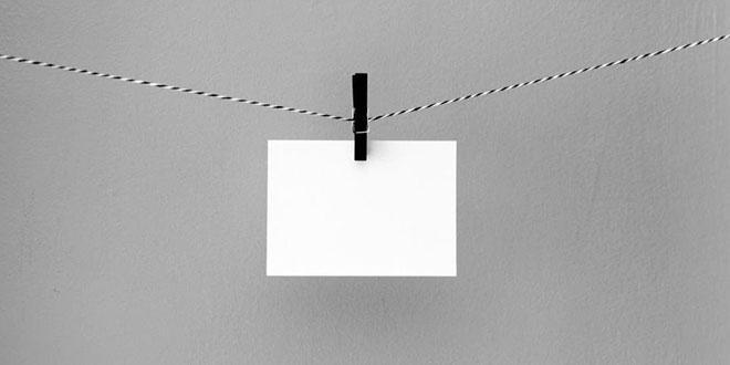 formati standard carta