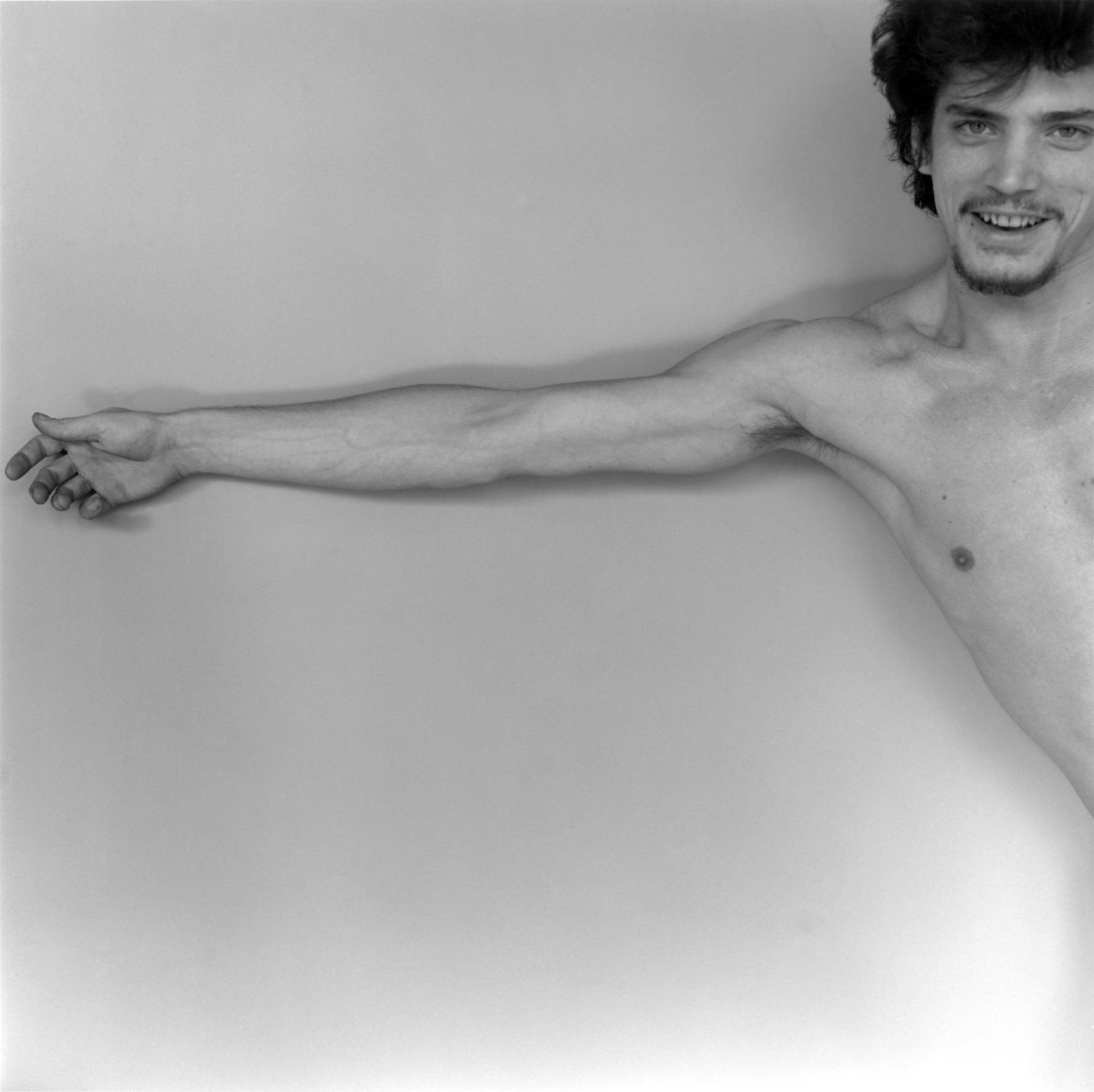 Robert Mapplethorpe Self Portrait 1975