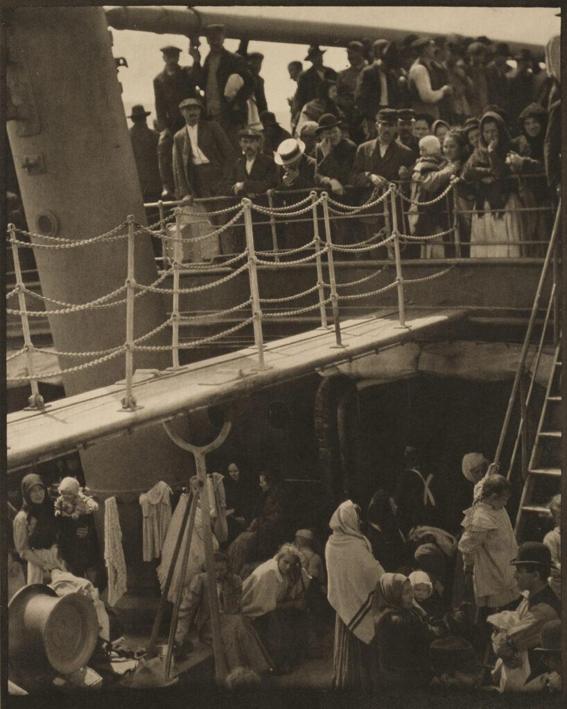 Alfred Stieglitz: Straight Photography e le Avanguardie
