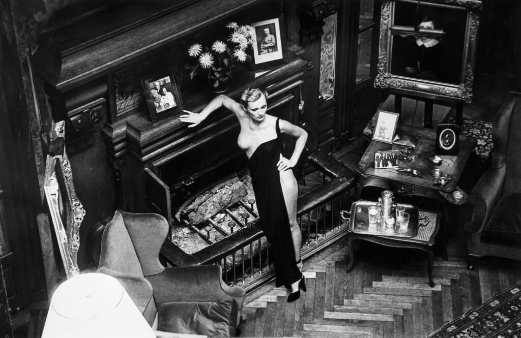 Helmut Newton: il nuovo ruolo femminile