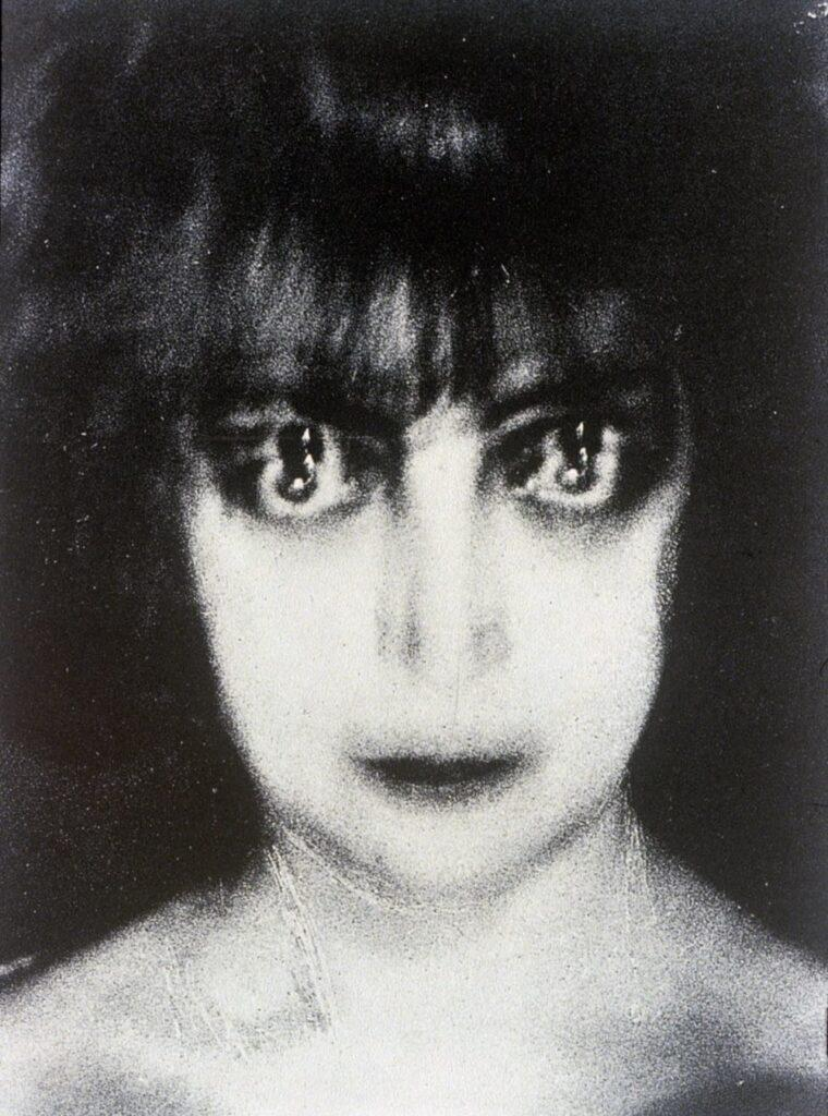 Man Ray La marchesa Casati, 1928 c.
