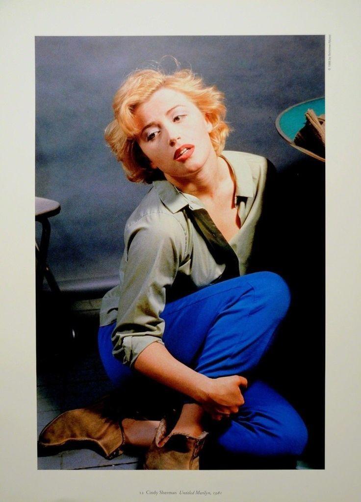 Cindy Sherman Marilyn, 1999
