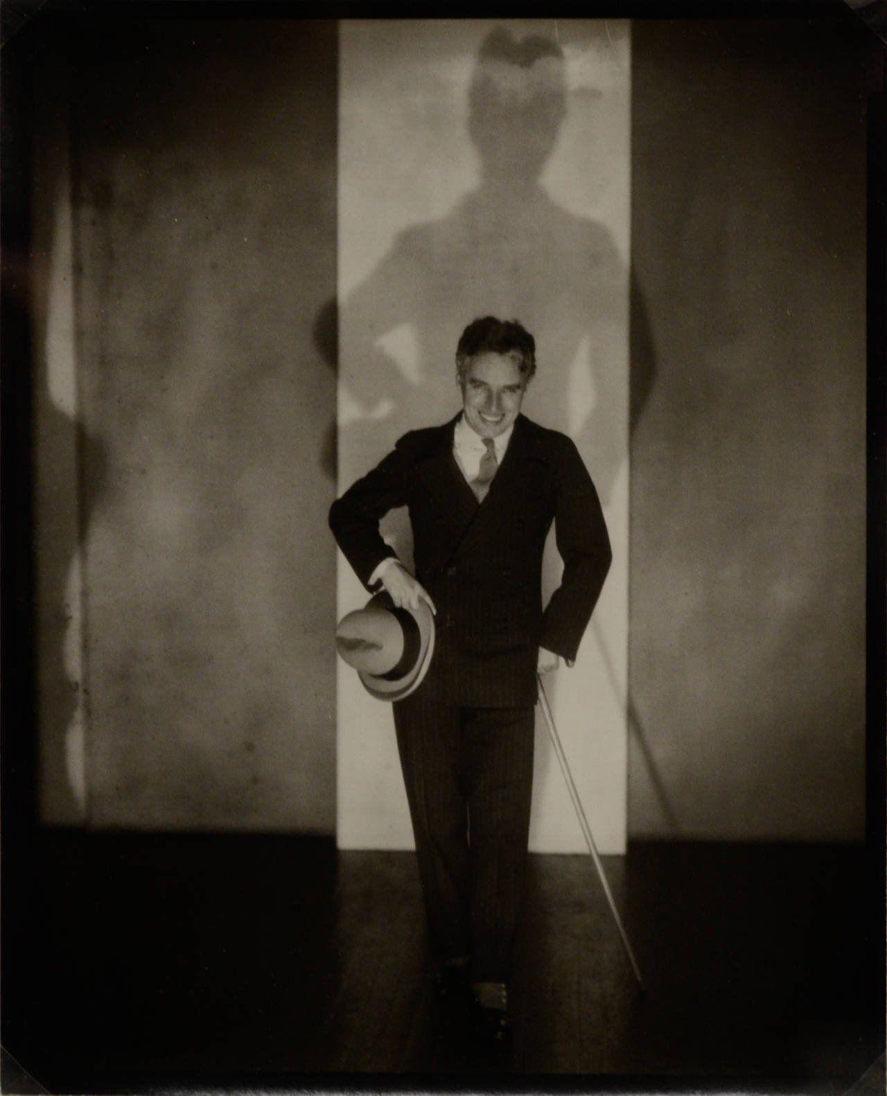Edward Steichen Charlie Chaplin, 1931