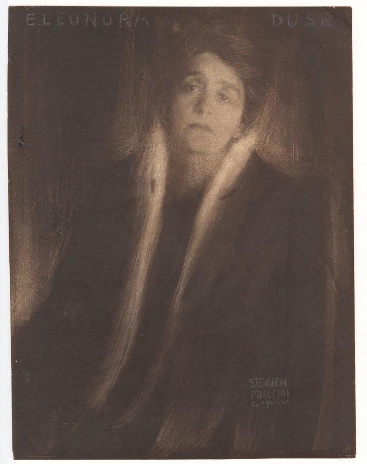 Edward Steichen Eleonora Duse, 1903