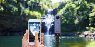 fotocamere 360 gradi