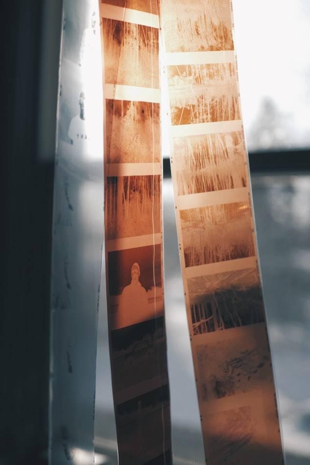 Come ricreare l'effetto della pellicola?