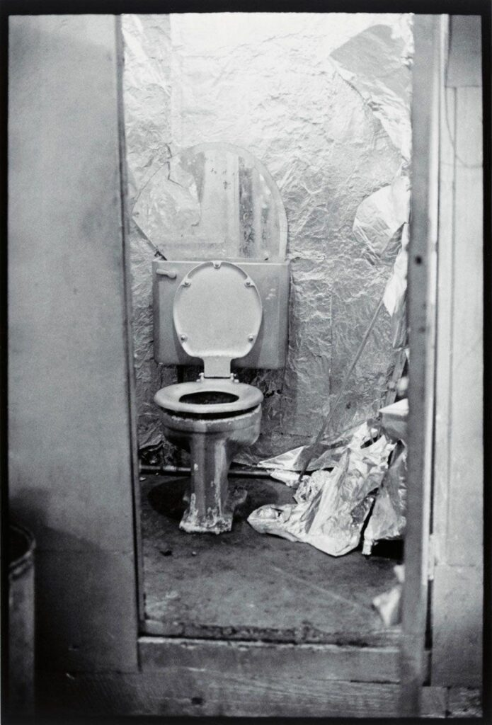 Nat Finkelstein: fotografo e scrittore underground