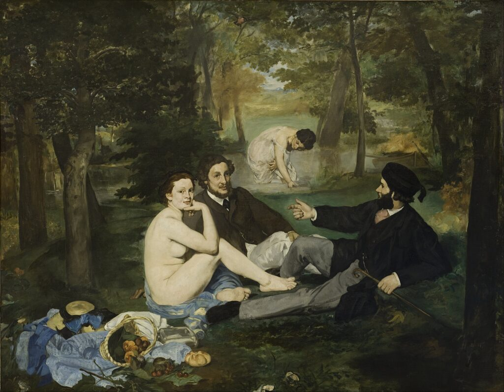 Édouard Manet: pittore di sensazioni