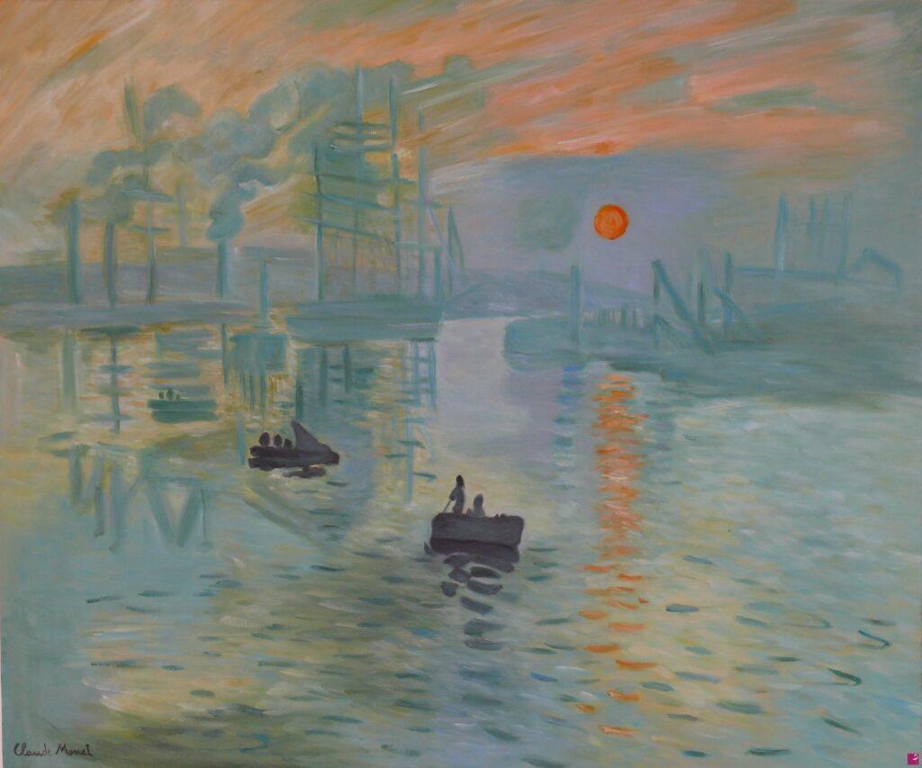 Claude Monet: l'impressione di un attimo