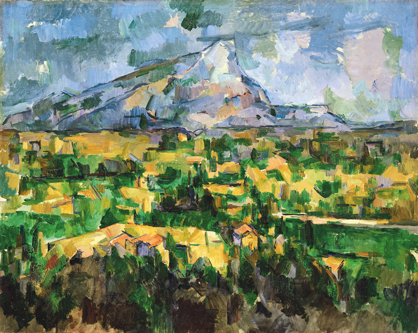 Tendenze Postimpressioniste e Paul Cézanne