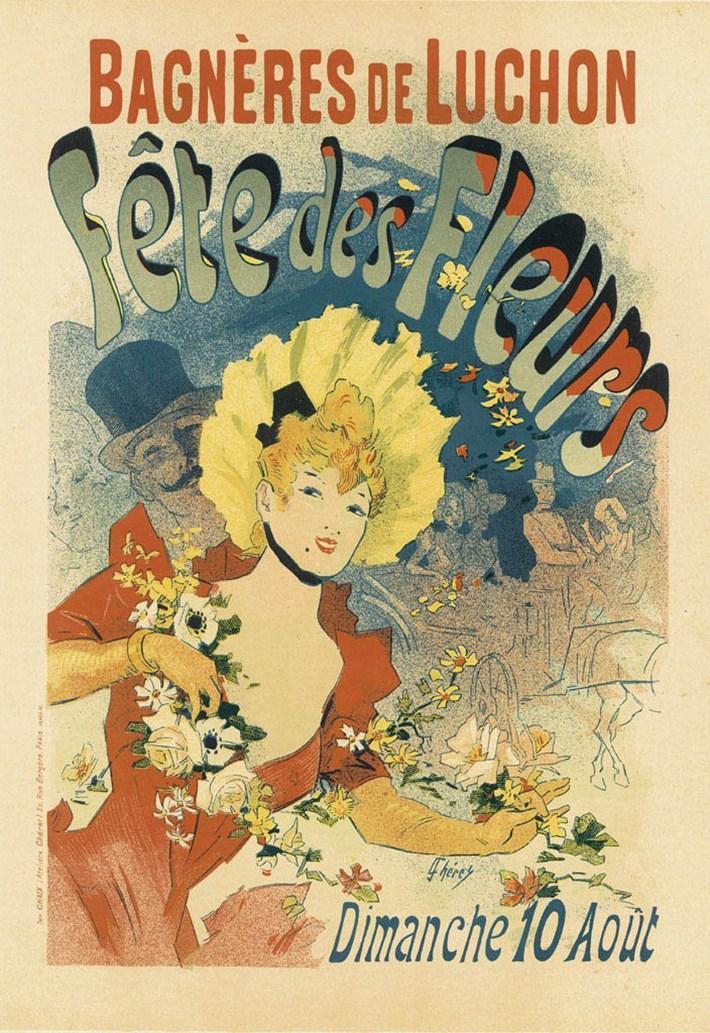 Jules Chéret: il padre dei poster