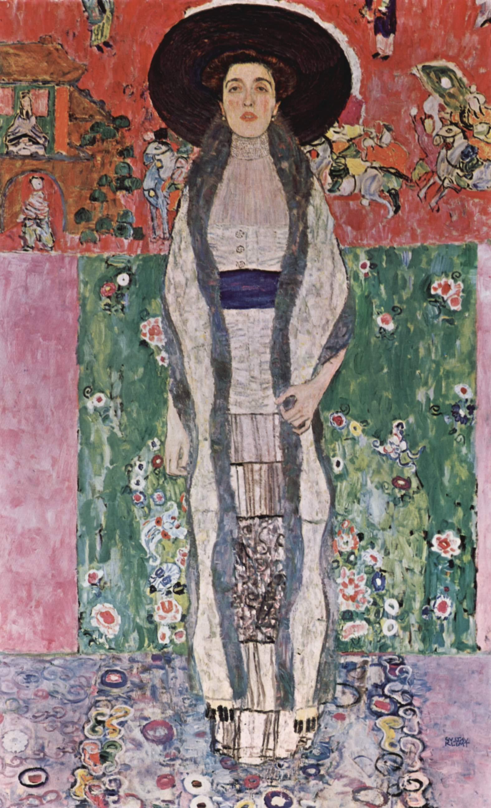 """Gustav Klimt: la Secessione viennese e lo """"stile fiorito"""""""