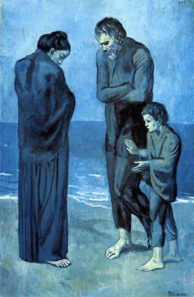 Pablo Picasso: Il grande maestro del Novecento